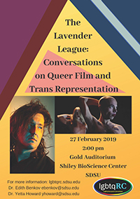 The Lavender League: Conversations on Queer Film and Trans Representation