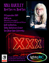 Nina Hartley | Reel Sex vs. Real Sex