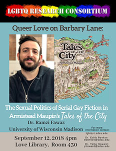 Queer Love on Barbary Lane: The Sexual Politics of Serial Gay Fiction in Armistead Maupin's Tales of the City